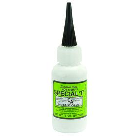 Special T Instant CA Glue, Thick, 2 Ounces