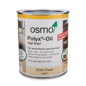 Satin Clear Polyx-Oil 3043 Solvent Based .75 l