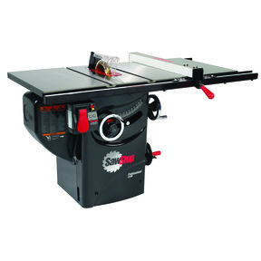 """1-3/4HP 1PH 110V Professional Cabinet Saw with 30"""" Premium Fence System"""