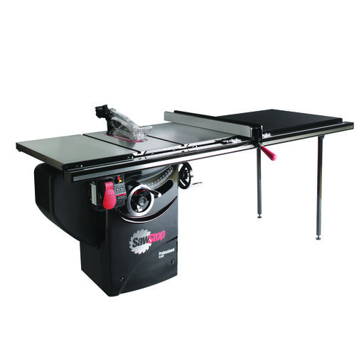 """View a Larger Image of 3HP 1PH 230V Professional Cabinet Saw with 52"""" Professional T-Glide Fence System"""