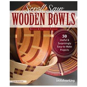Scroll Saw Wooden Bowls R&E