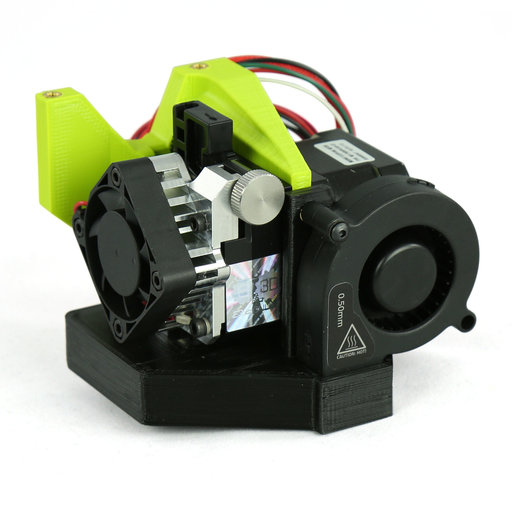 View a Larger Image of SE Tool Head, Single Extruder, 0.5mm