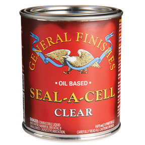 Satin Seal-A-Cell Varnish Solvent Based Pint