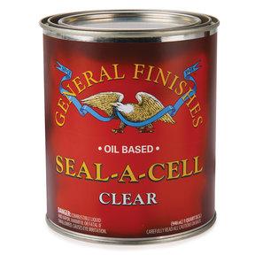 Satin Seal-A-Cell Varnish Solvent Based Quart