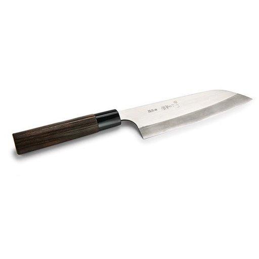 View a Larger Image of Seisakusho 165mm Santoku Knife - Ishigawa