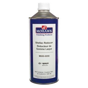 Solvent Shellac Reducer Quart