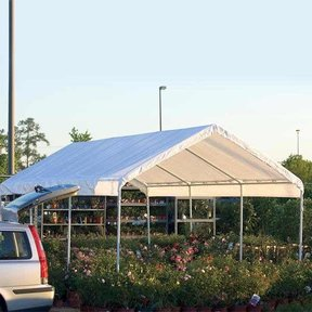 SuperMax 10 ft. x 20ft. All Purpose Canopy Replacement Cover