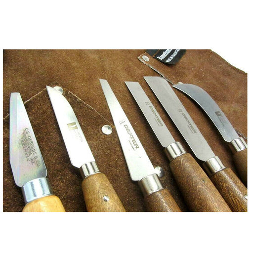 View a Larger Image of Shoe/Boot Leather Makers 6pc Kit