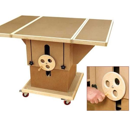View a Larger Image of Shop Assembly Table - Downloadable Plan