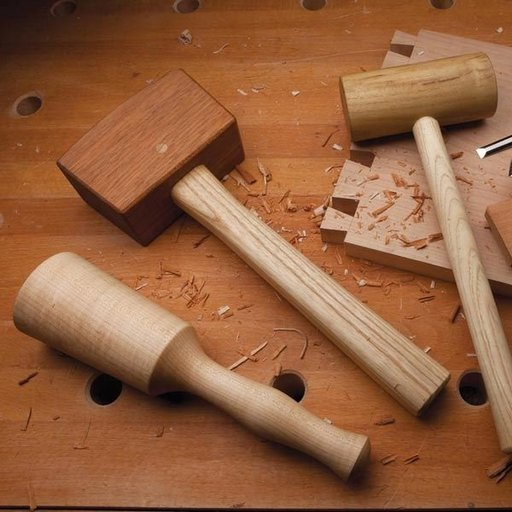 View a Larger Image of Shop Made Mallets - Downloadable Plan