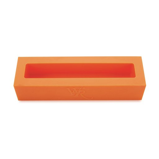 """View a Larger Image of Silicone 1"""" x 1"""" x 6"""" Oversized Pen Blank Casting Mold Single Cavity"""
