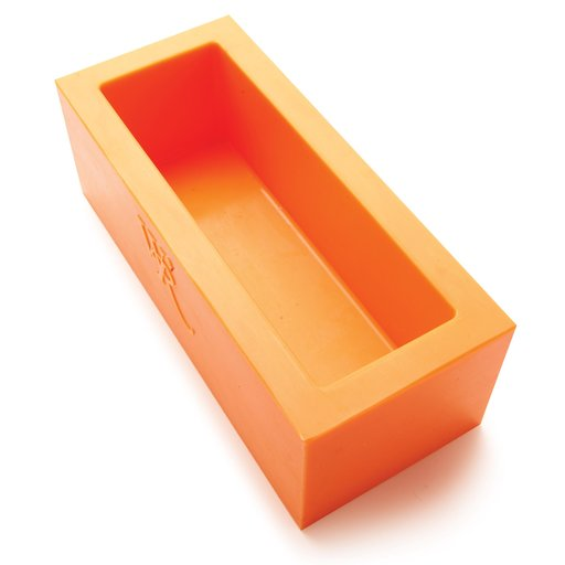 """View a Larger Image of Silicone 2"""" x 2"""" x 6"""" Handle Stock/Bottle Stopper Casting Mold"""