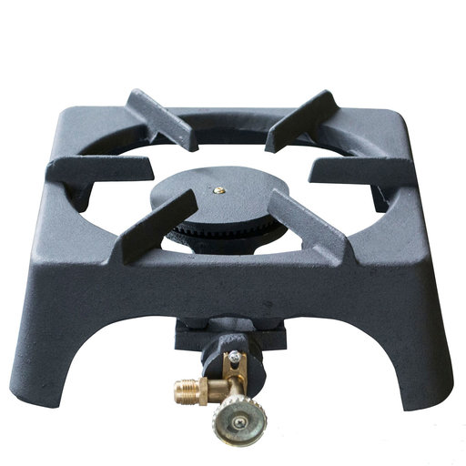 View a Larger Image of Single Burner Propane Camp Stove