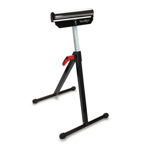 Single Roller Work Support Stand
