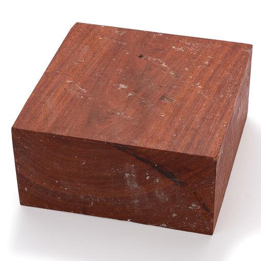 "View a Larger Image of Sirari Rosewood 3"" x 6"" x 6"""