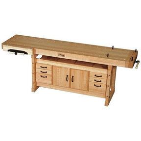 Sjobergs Elite 2500 Workbench plus Cabinet Combo