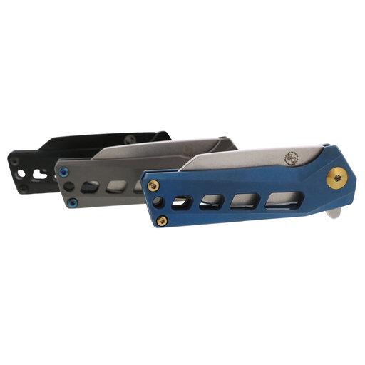 View a Larger Image of Slinger Flipper Knife - Blue