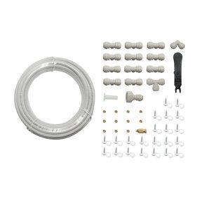 """Slip Lock Mist Cooling Kit, 30 ft., 3/8"""", #483009"""