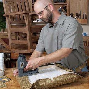 Slip Seat Upholstery - Downloadable Plan