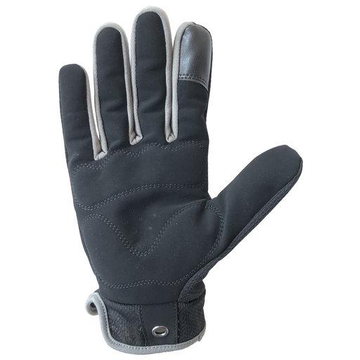 View a Larger Image of SlipOn Gloves, Black, XL