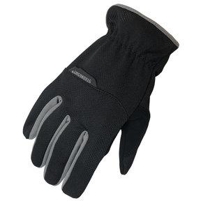 SlipOn Gloves, Black, XXL