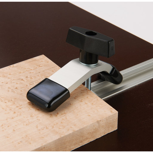 View a Larger Image of Small T-Track Hold-Down
