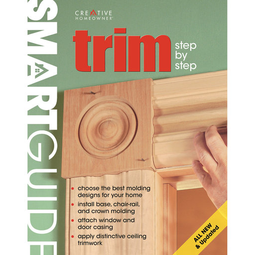 View a Larger Image of Smart Guide: Trim Step by Step