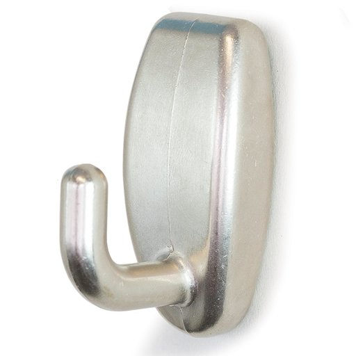 View a Larger Image of Snap Hook - Brushed Nickel