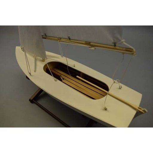 View a Larger Image of Snipe Sailboat Boat Kit