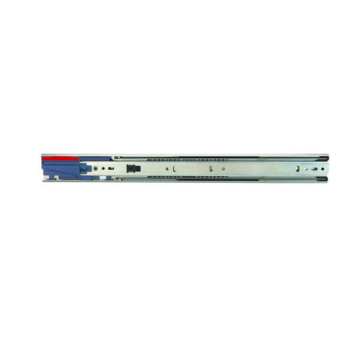 "View a Larger Image of 20"" Soft-Close Full Extension Side Mount Drawer Slide Model KV 8450FM Pair"