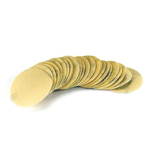 """View a Larger Image of 2"""" Hook and Loop Sanding Disc - 180 Grit - 25 Pack"""