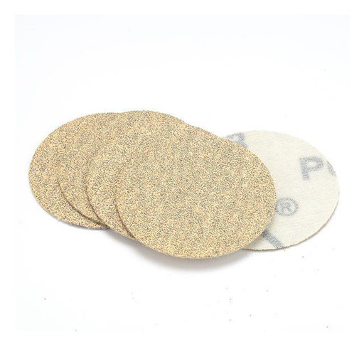 """View a Larger Image of 2"""" Hook and Loop Sanding Disc - 60 Grit - 5 Pack"""