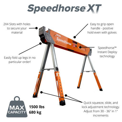 View a Larger Image of Speedhorse XT 2-Pack