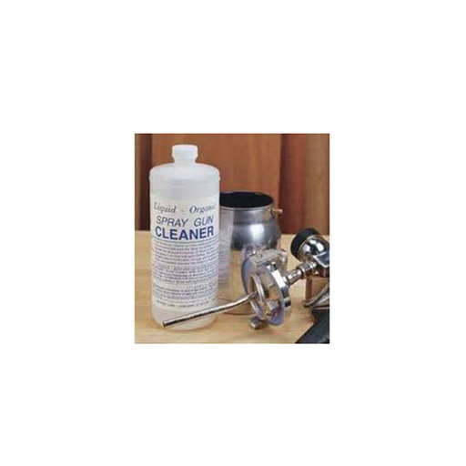 View a Larger Image of Spray Gun Cleaner Quart