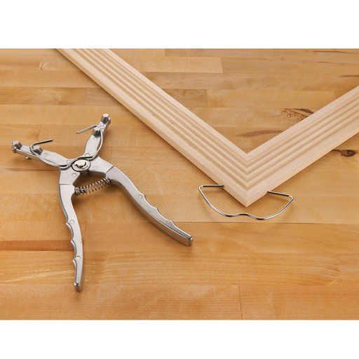 View a Larger Image of Spring Miter Clamp Set