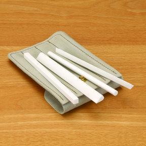 Ceramic File Set, Fine/1800 Grit, 4 pack