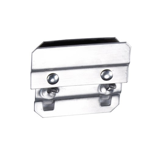 View a Larger Image of Stainless Steel BinClip for Stainless Steel LocBoard, 3 Pack