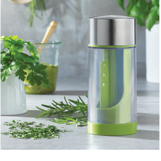 View a Larger Image of Stainless Steel Herb Mill 2.0
