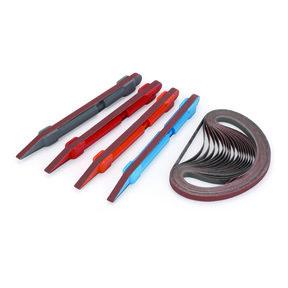 Sanding Detailer Standard Kit Coarser Grits24 pc