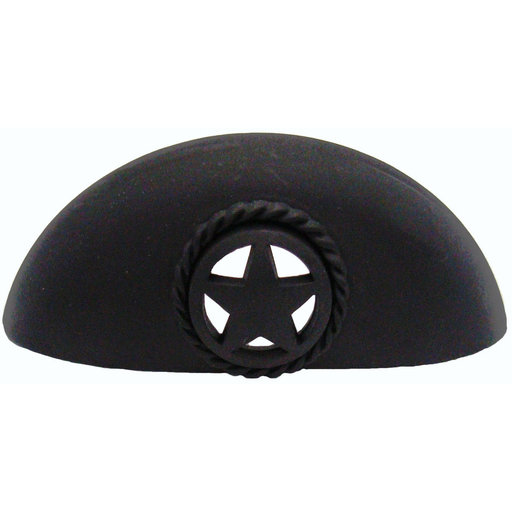 View a Larger Image of Star Cup Pull, Matte Black