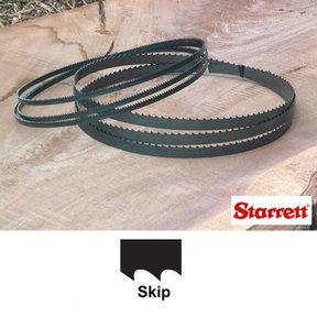 "Duratec SFB Bandsaw Blade - 111"" x 3/8"" x 4 TPI - Skip"