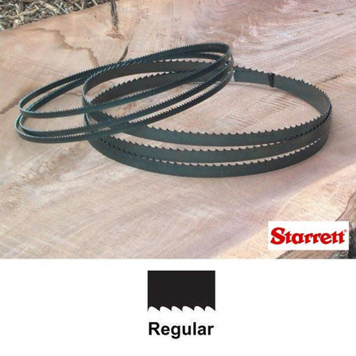 """View a Larger Image of Duratec SFB Bandsaw Blade 70-1/2"""" x 1/4"""" x 4tpi Skip"""