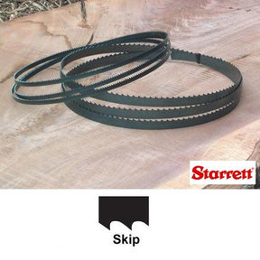 "Duratec SFB Bandsaw Blade - 99-3/4"" x 3/8"" x 4 TPI - Skip"