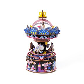 Starry Night Music Box Kit
