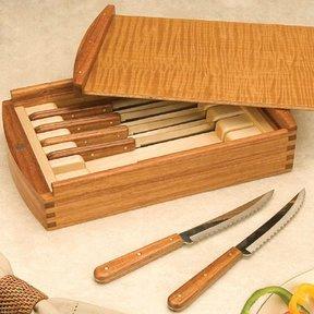 Steak Knife Box Set -  Downloadable Plan