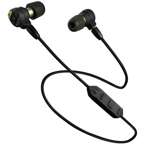 Stealth Elite Bluetooth - Black Ear Buds w/Black Band