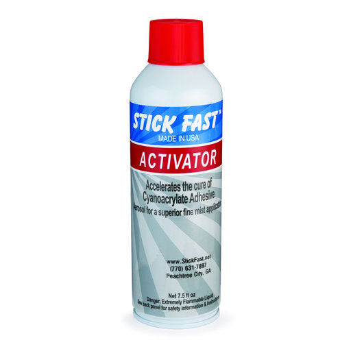 View a Larger Image of Stick Fast Aerosol Activator 7.5oz