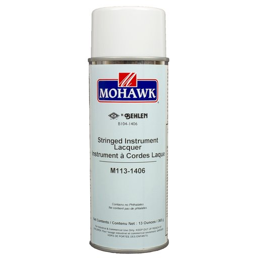 View a Larger Image of Stringed Instrument Lacquer - Gloss - Aerosol - 13 oz.