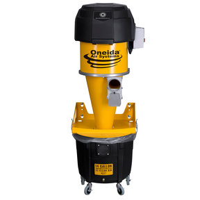 Supercell High-Pressure Dust Collector, 14 Gallon