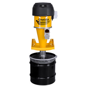 Supercell High-Pressure Dust Collector, 35 Gallon